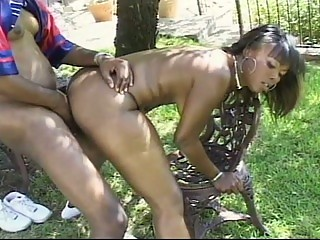 Massive tits bubble last analysis ebony slut take for monster black boner
