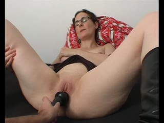 Unscrupulous sex-toy over the moon strokes
